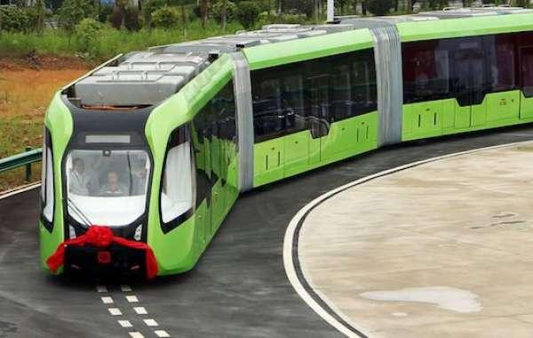Art, in Cina il primo tram elettrico che funziona senza rotaie