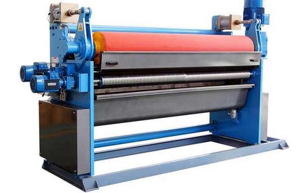 4-Color 4 Screen Printing Machine