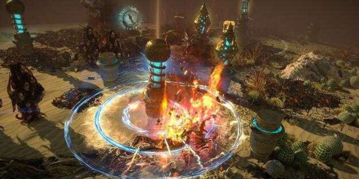 The idea of the path of exile is to distinguish MTX from the main game