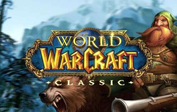 Classes in World of Warcraft Classic are hardly