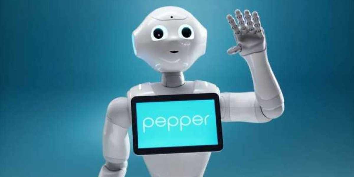 Pepper, il robot che vi attende alla stazione