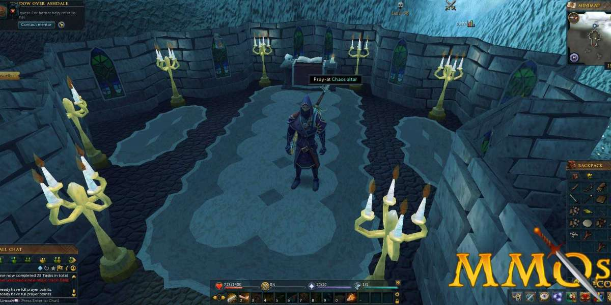 Will the Old School Runescape die soon?