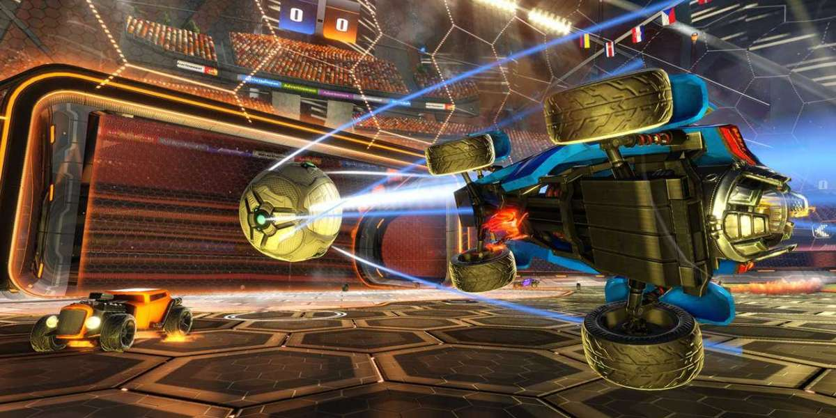 Boomer Ball is a popular mutator in Rocket League private matches