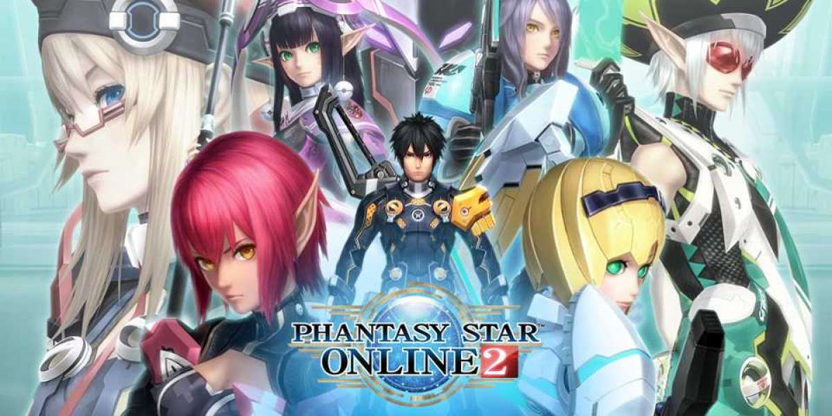 I frankly have been feeling the same way about PSO2