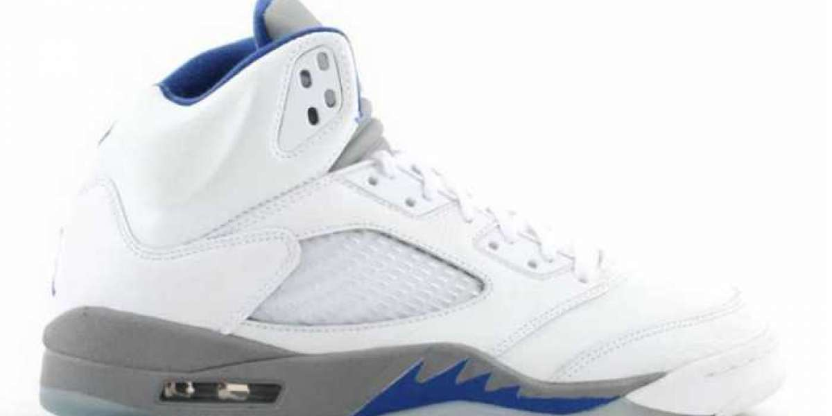 Air Jordan 5 Hyper Royal Plan to Release on March 27, 2021