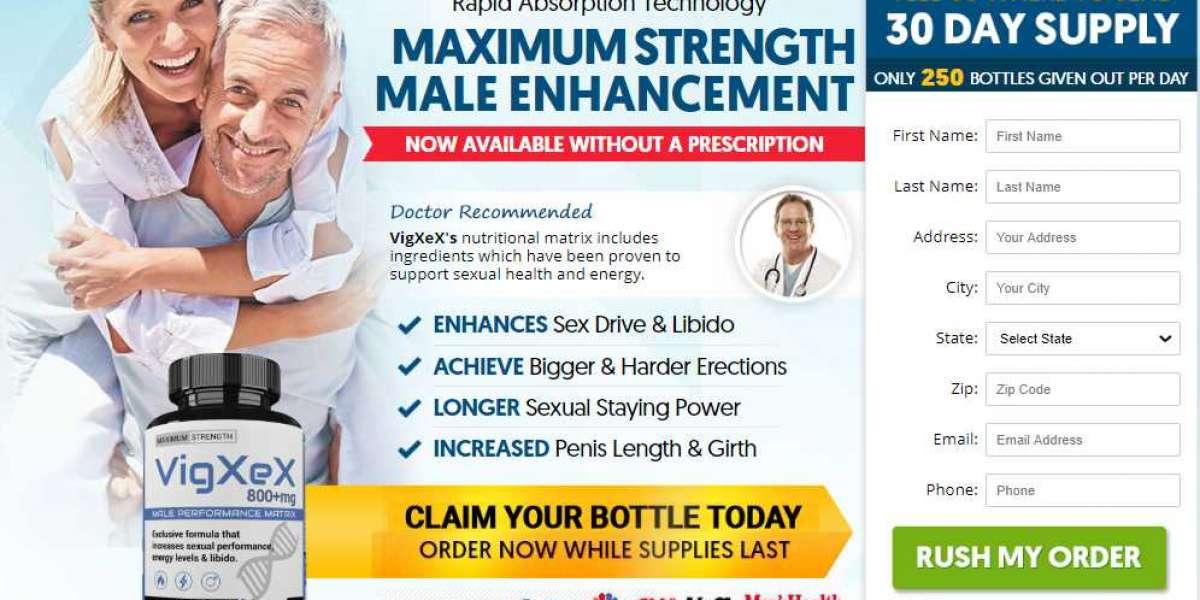 Vigxex Male Enhancement