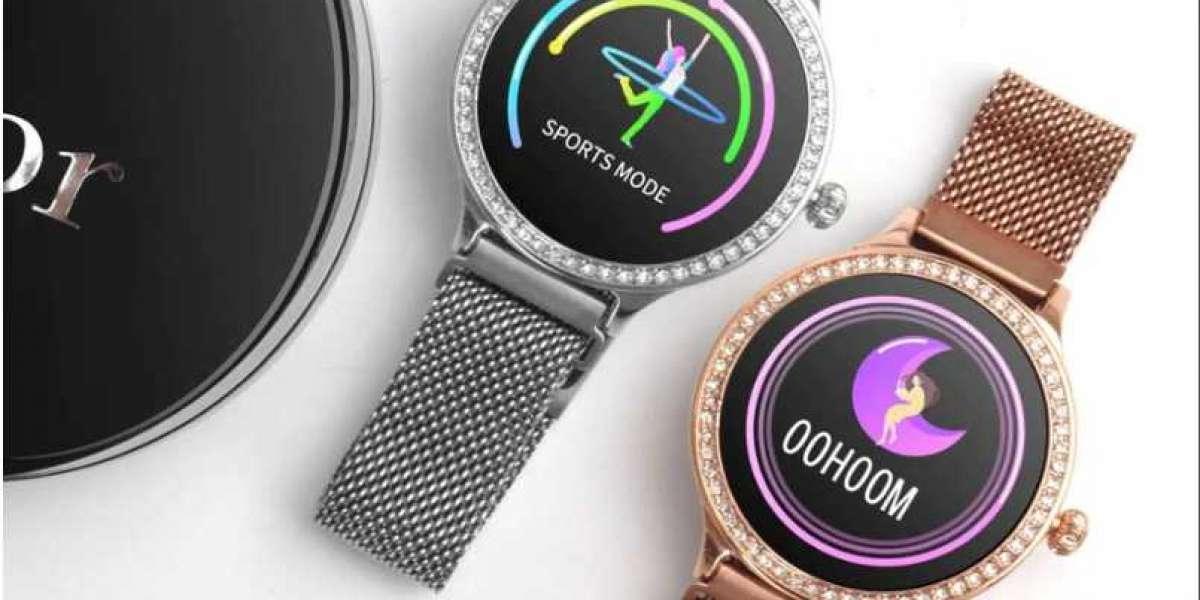 Quelle montre connectée offrir à une femme ?
