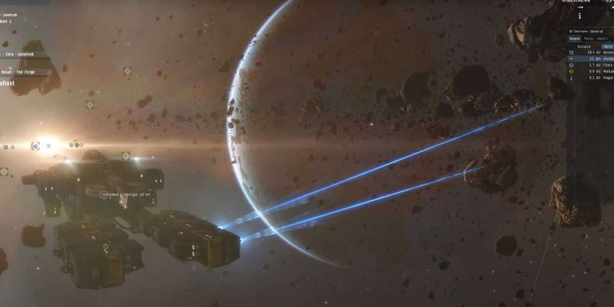 EVE Echoes Launch Date Confirmed
