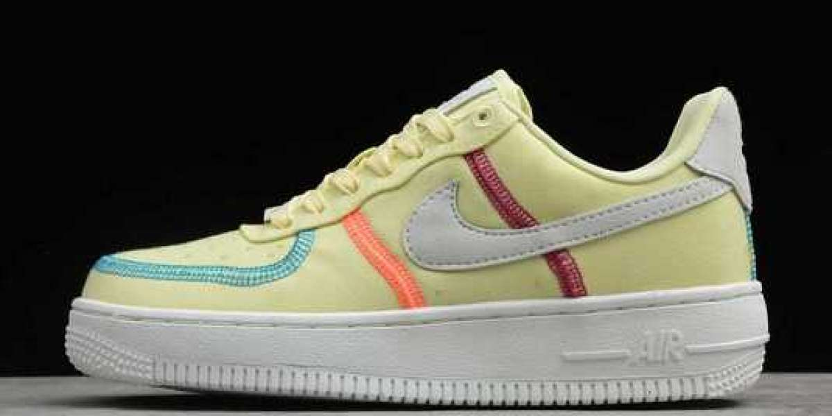 """Wmns Nike Air Force 1 '07 LX """"Life Lime"""" 2020 New Released CK6572-700 For Sale"""