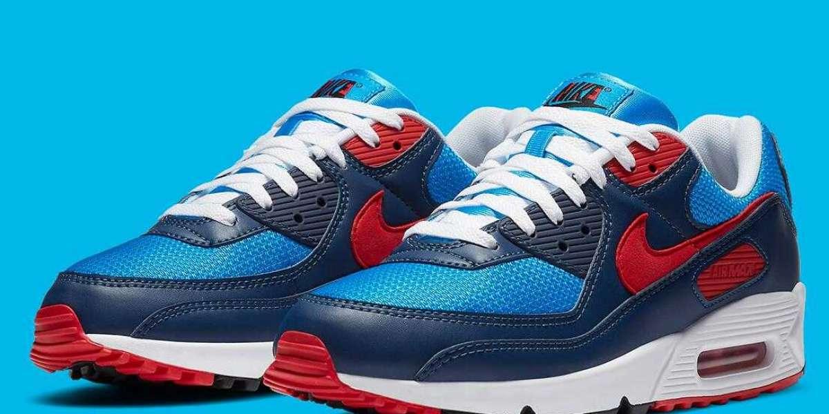 2020 Best Selling CT1687-400 Nike Air Max 90 Doraemon Releasing Soon