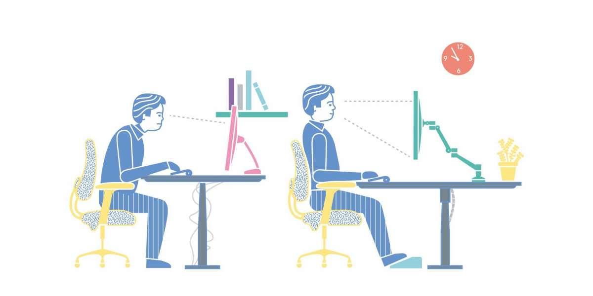 I Principali Elementi Ergonomici Essenziali Per La Casa E L'ufficio