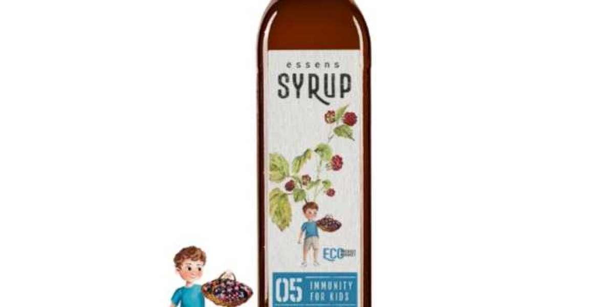 Syrup Essens per Bambini Multivitamine