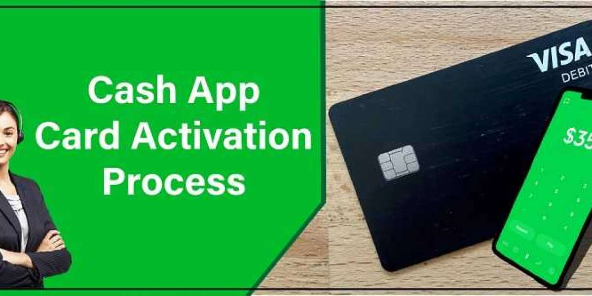 The process to activate a Cash app card by simply scanning a QR code