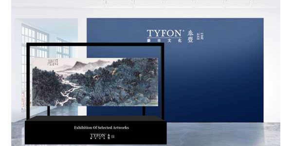 La cultura di Tyfon, l'erede dell'arte millenaria cinese della pittura